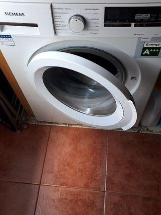lavadora simens 8k A+++
