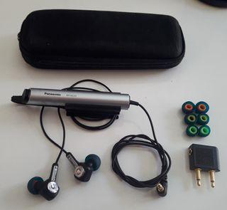 Auriculares Cancelador Ruido Panasonic
