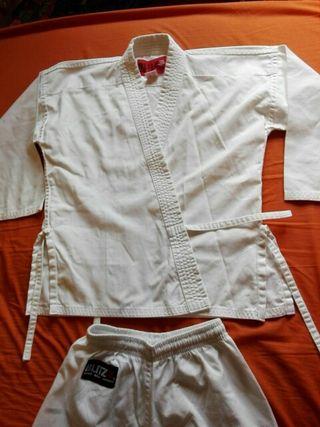 kimono Karate ( 9 a 12 años )