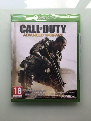 Call Of Duty Advanced Warfare Xbox One nuevo