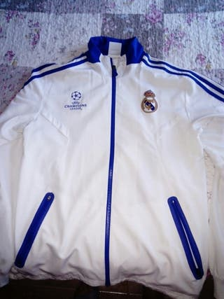 chaqueta real madrid champions