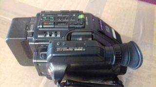 cámara video antigua