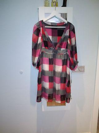 vestido mix sixty