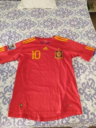 Camiseta España 2010