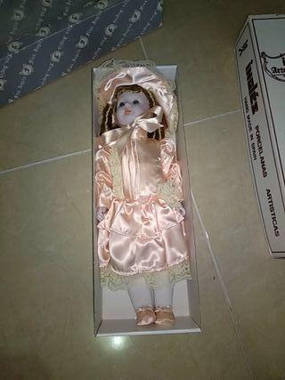 muñeca Josefina y Ramón Inglés