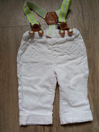Pantalones bebé