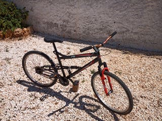 Bicicleta descenso Mountain FS 45