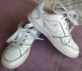 zapatillas nike niño 28
