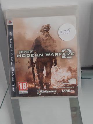 COD MW2 PS3