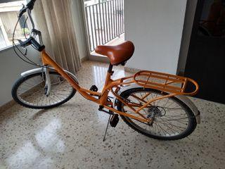 Bicicleta de paseo usada