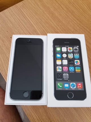 iPhone 5s 32 gb impecable