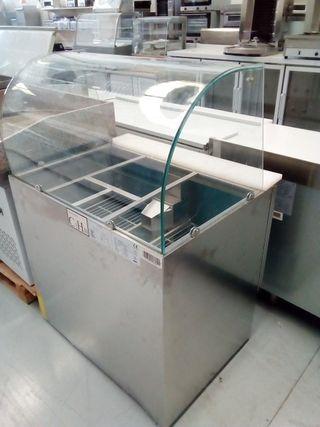 OFERTA vitrina kebab refrigerada