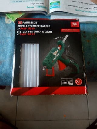Pistola termoselladora