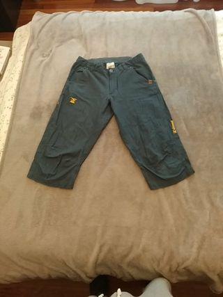 ba315fcc3 Pantalones escalada de segunda mano en WALLAPOP