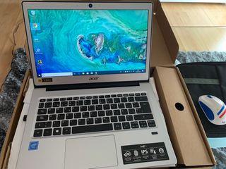 Vendo acer swift 128gb Windows 10 original