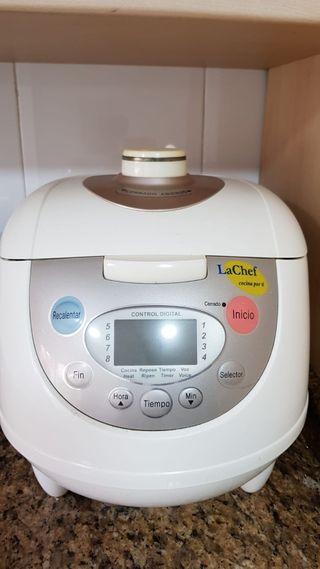 cocinera marca el chef
