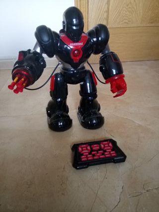 Robot juguetronica
