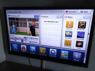 Television led LG 47 47LW650S 3D full HD