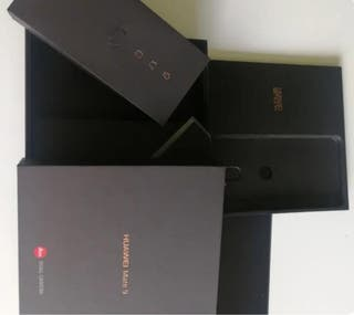 caja completa Huawei mate 9 con cajitas interiores