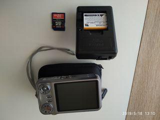 cámara de foto fujifilm