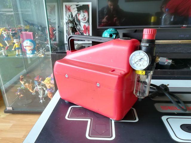 Compresor de aire doméstico