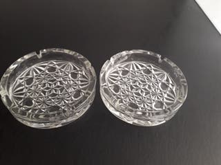Ceniceros cristal