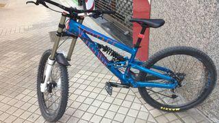 Bici descenso/freeride