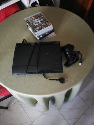 consola ps3 superslim