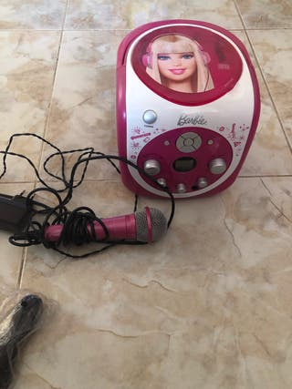 Caset barbie