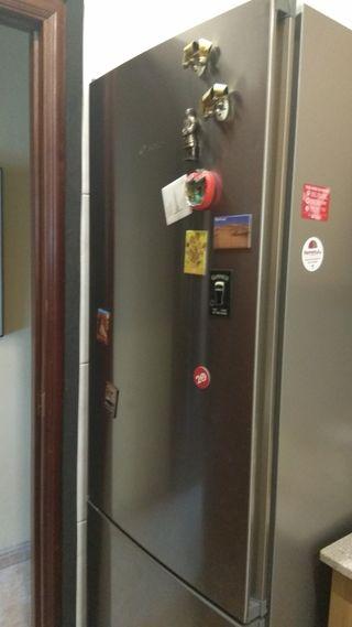 puerta superior de Nevera Bosch KGN36VI3A/16