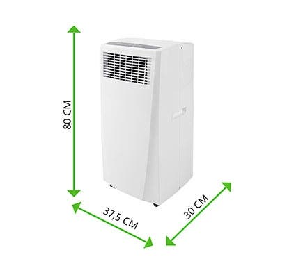 aire acondicionado portátil celcia basic.