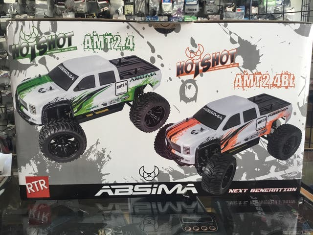 Coche ABSIMA AMT 2.4bl Brushless
