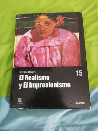 historia del arte el realismo y el impresionismo