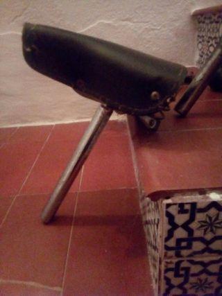 sillín de bicicleta