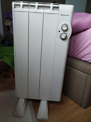 Estufa calefactor eléctrica
