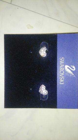 Pendientes Swarovski
