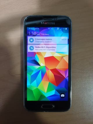 Smartphone Samsung Galaxy S5 mini