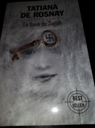 Libro. La llave de Sarah.