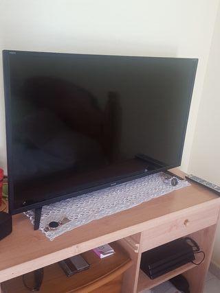 tv sharp 40 4k smart HDR