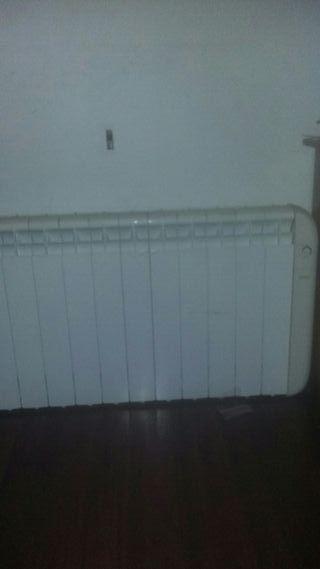radiadores y frigorifico
