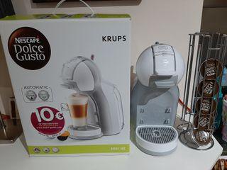 Cafetera de cásulas Nescafé Dolce Gusto-Krups Mini