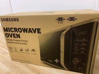 Microondas Samsung mw3500 a estrenar