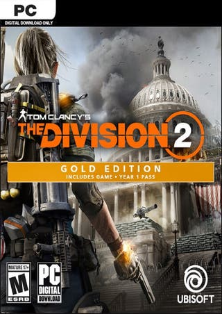 The Division 2 Gold Edition PC