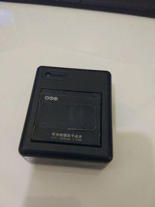 Batería de Repuesto (2-Pack) y Kit de Cargador Dob