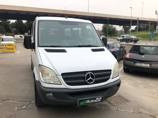 MERCEDES SPRINTER 311 109C.V. 9PLAZAS ADAPTADA