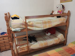 Litera y cama de 105 en perfecto estado