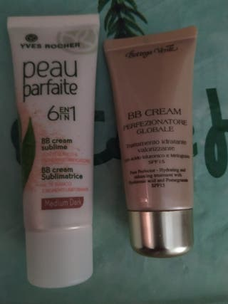 2 bb cream nuevas
