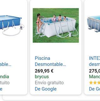 piscina desmontable BESTWAY