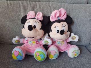 Juega y aprende con Minnie mouse