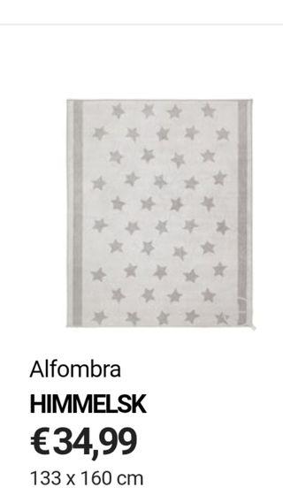 Alfombra Ikea nueva.